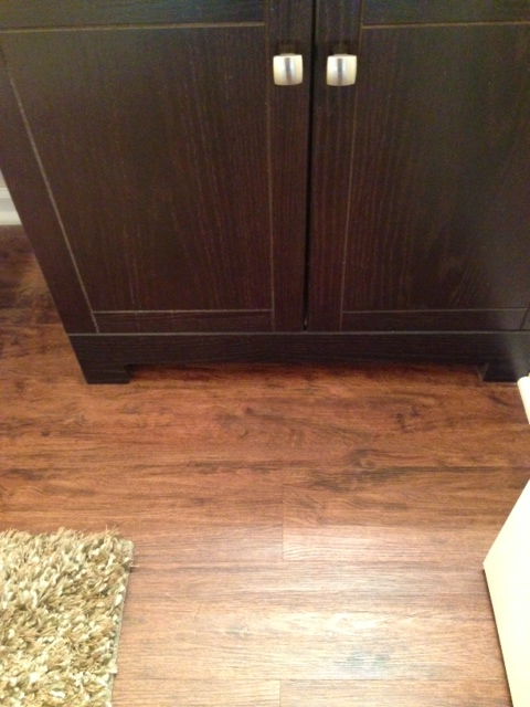 vinyl plank flooring | the landlord chronicles