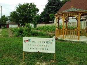 We Care Garden