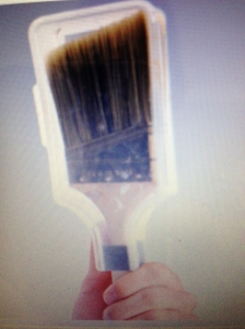 Paint Brush Cover